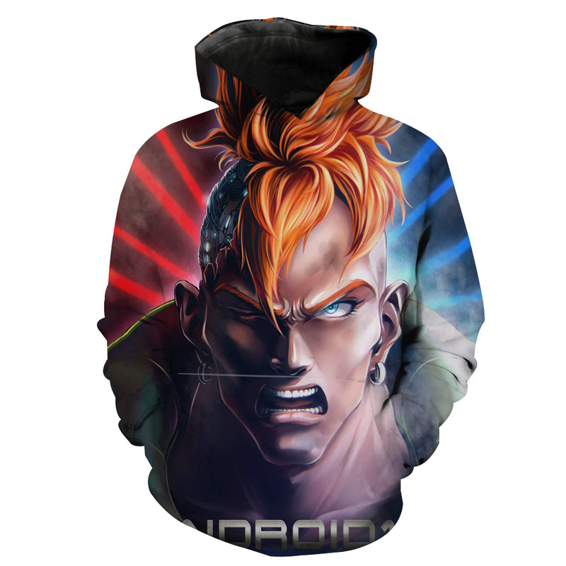 Android 16 HOodie