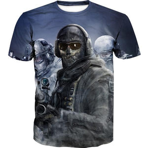 Call of Duty T-Shirt - Call of Duty Clothing