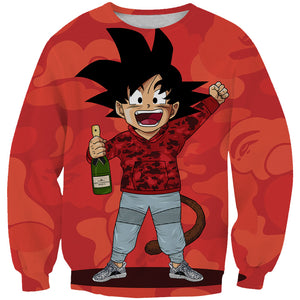 Dragon Ball Bape Clothes