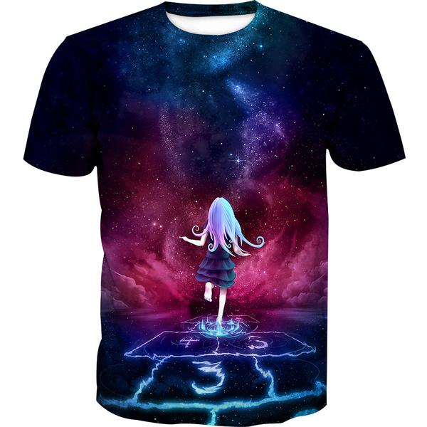 Galaxy Hopscotch T-Shirt - Epic Fantasy Clothes