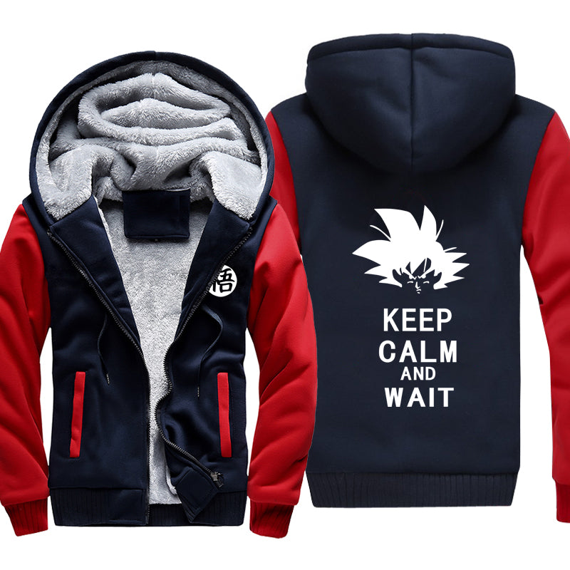 Goku Keep Calm Jacket