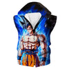 Ultra Instinct Goku Dragon Ball Super T-Shirt - DBZ Clothes