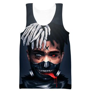 Tokyo Ghoul XXXTentacion Hoodie - Tokyo Ghoul Clothes
