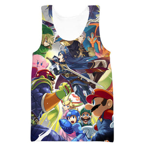 Super Smash Bros Clothing