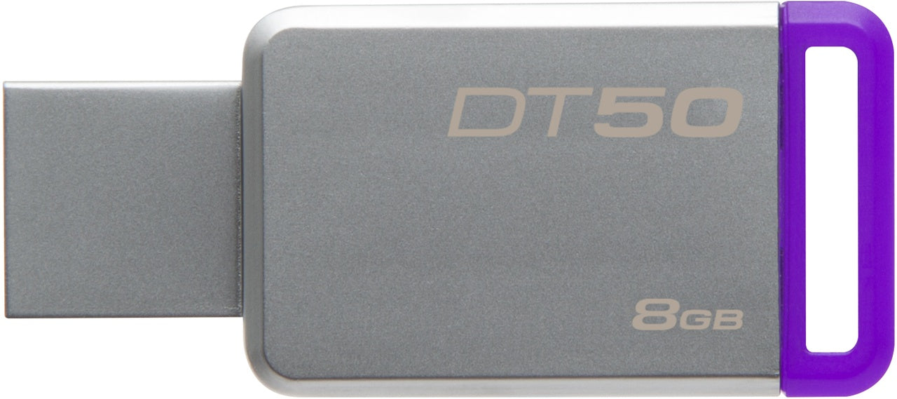 Kingston DataTraveler 50 8GB