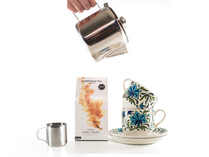 ORGANIC HAMPSTEAD TEA, JUG, CUPS GIFT PACK