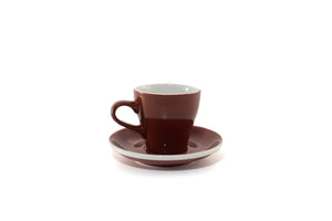 södermalm set saucers red plate new zealand new greasy spoon gift cups cup coffee cafe brown brew acme & co acme