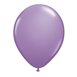 11in Spring Lilac Latex Balloons