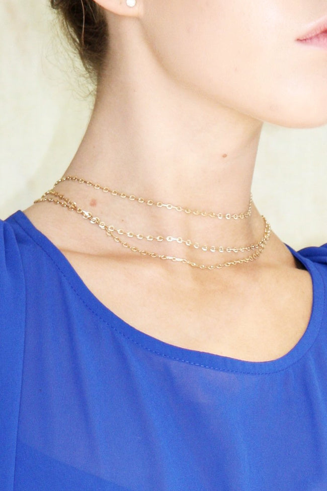Layering High Chains