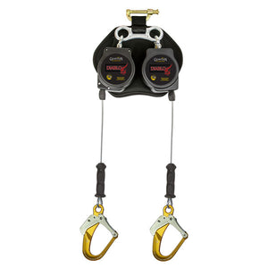 Guardian Double Diablo Leading Edge Retractable w/ Aluminum Rebar Hooks - 8 ft.