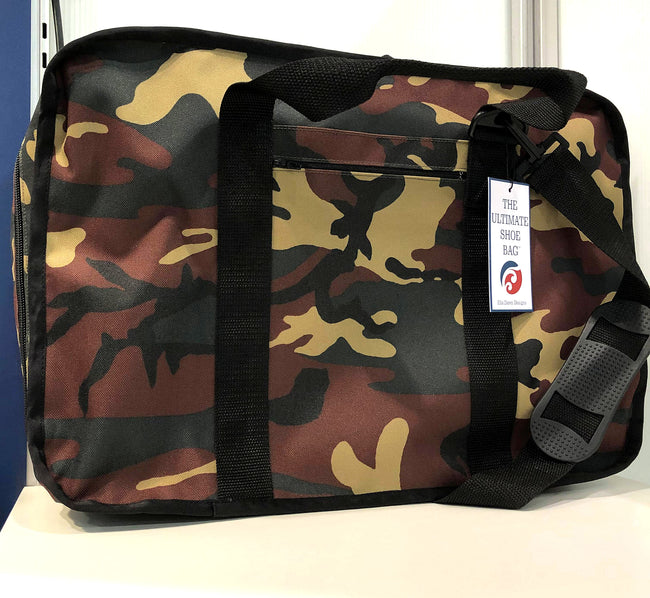 Military Camouflage - Ultimate Shoe Bag