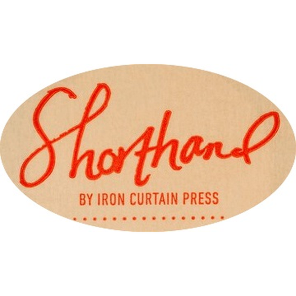 Shorthand by Iron Curtain Press-HWE Stationery Ltd