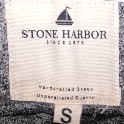 Stone Harbor Cross Pocket Slim Fit Graphic jersey Pants