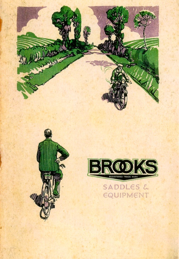BROOKS ENGLAND - Leather Saddle Maintenance & Care