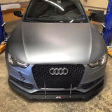 APR Carbon Fiber Splitter with Rods
