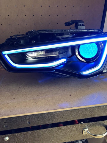 RGB DRL Full Upgrade Kit