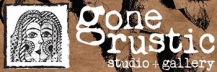 gone rustic logo