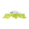 Pulsar Golf Cleats (Fast Twist® 3.0) | Translucent Neon Yellow/White