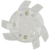 Softspikes® Silver Tornado (Fast Twist® 3.0) | Clear/White