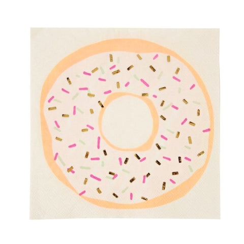 DONUT LARGE NAPKINS