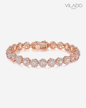 Women's Lovely Diamond Bracelet