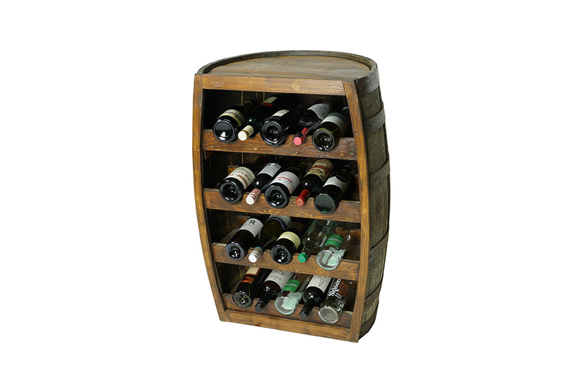 Brewdog Barrel Wine Rack