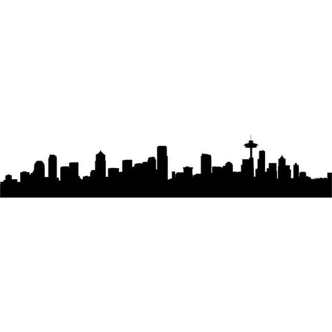 Seattle City Stencil