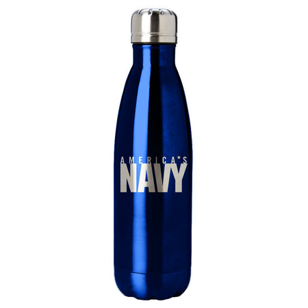 PURE Drinkware 17 oz Bottle - Royal Blue