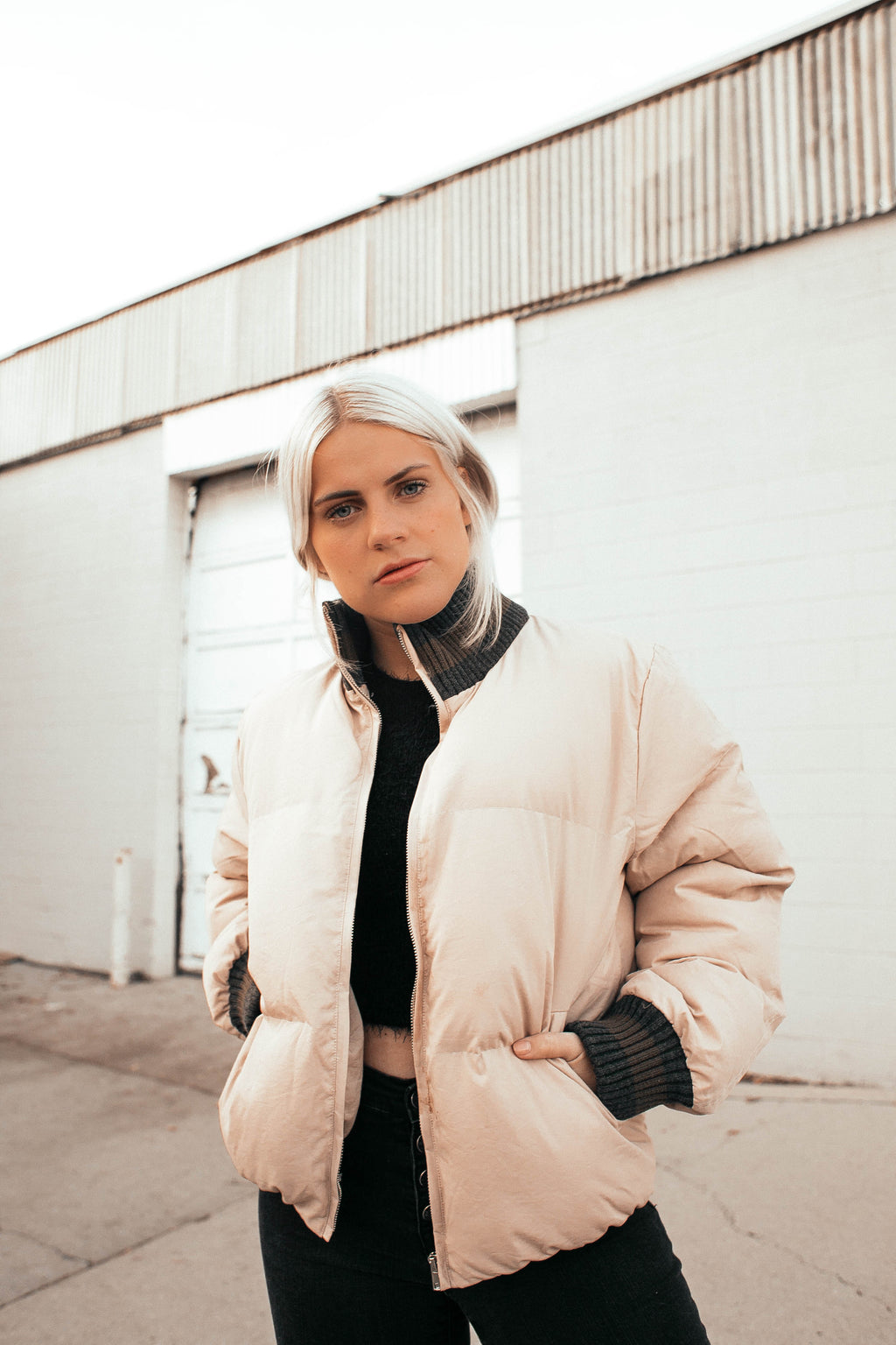 Isobel Puffer Coat
