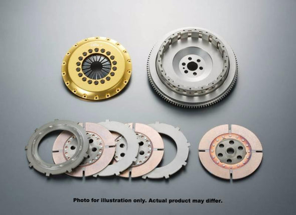 OS Giken TR3 clutch for the fifth generation (C5) Corvette. Sold by Borg Motorsports.
