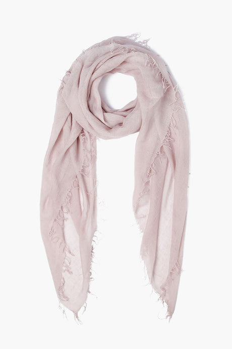 Misty Orchid Cashmere and Silk Scarf