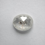 0.93ct 6.90x5.59x2.63mm Oval Rosecut