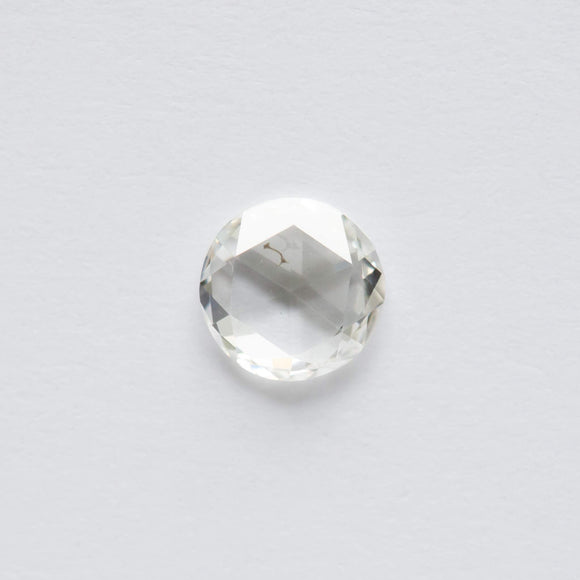 0.38ct 5.13x5.06x1.55mm Round Rosecut WRC45-153