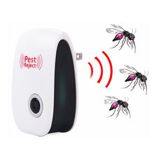 Ultrasonic Pest Control Pest Repeller - for Mice, Roaches, Bugs, Flies, Fleas, Ants, Spiders and Mosquitoes