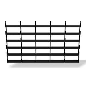 smpl. Bookcase Kit - 6x5 Shelves