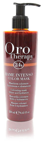Fanola mask color chocolat gold therapy 250ml