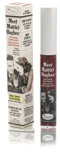 The Balm Meet Matt(e) Hughes (Available in 9 Shades)