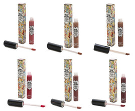 The Balm Read My Lips Lipgloss (Available in 6 Shades)