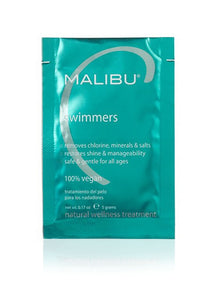 Malibu swimmers after swim solution, 0.17 oz, 12 count