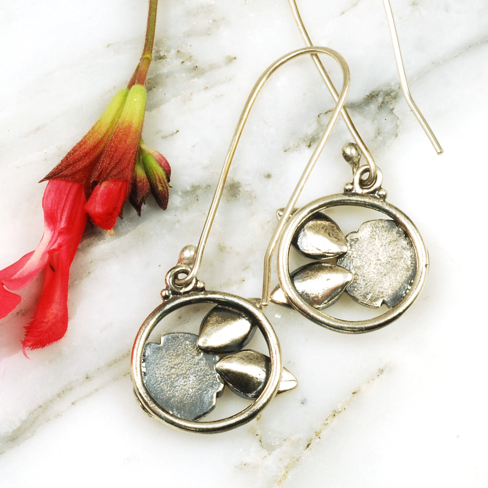 Flora Ring Earrings