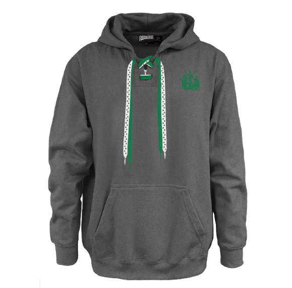 St. Cyril Laces Hoodie