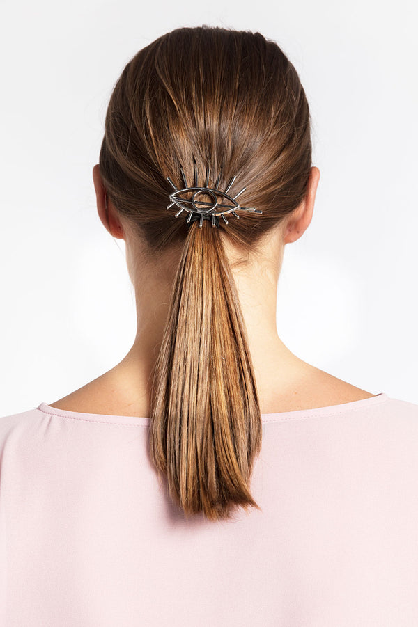 Eye Hair Clip, Accessories - Repertoire NZ, New Zealand Fashion, Womenswear, Womens Clothing