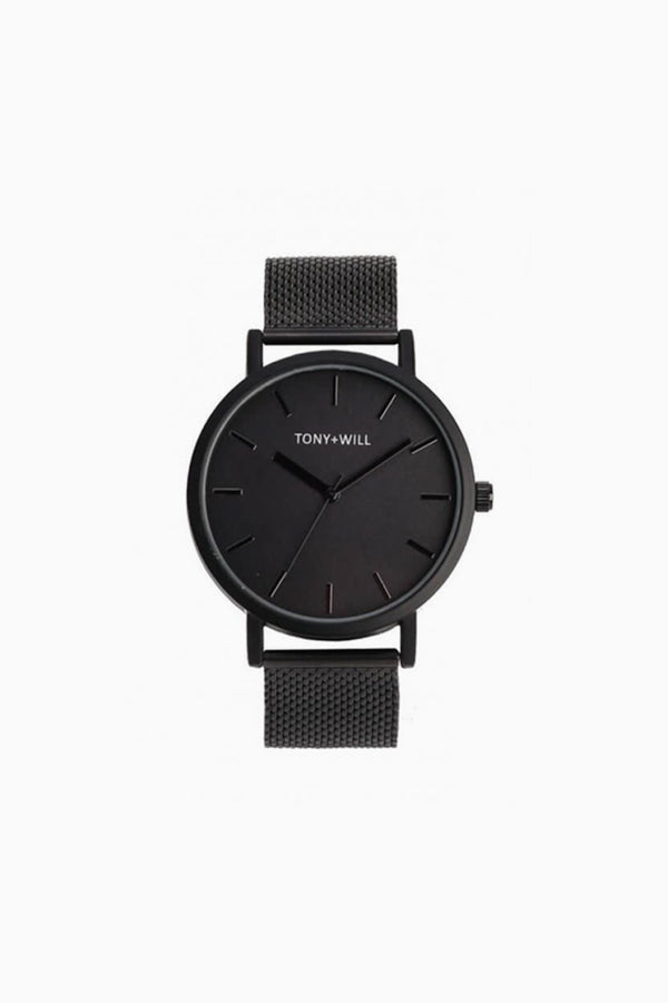 Watch - Mesh Strap (Various Colours)
