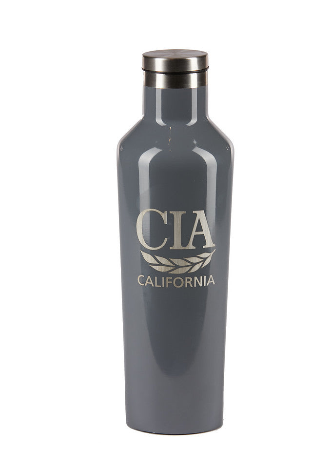 CIA Logo Water Bottle