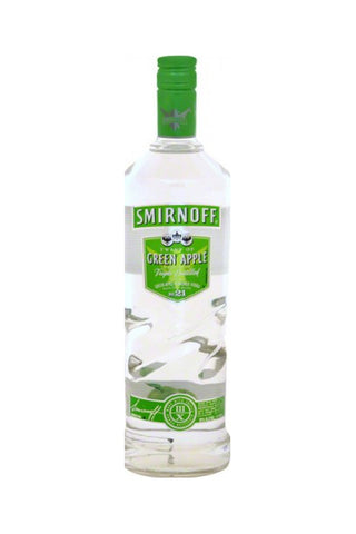Smirnoff Green Apple Vodka 375  ml
