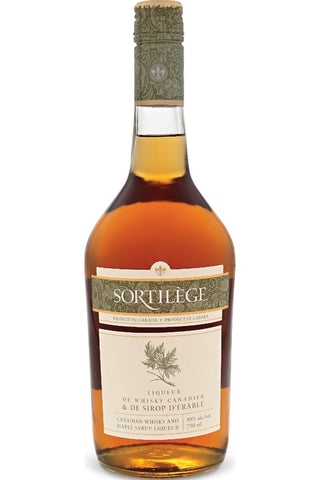 Sortilege Maple Syrup & Rye Whisky