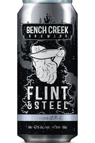 Flint & Steel Session IPA Cls