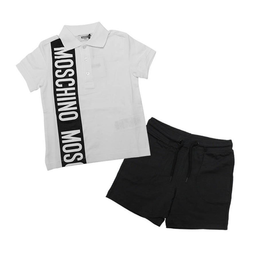 Conjunto Black Stripe