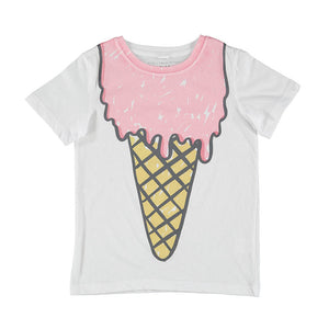 Playera Ice Cream Cone