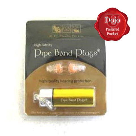 RG Hardie Pipe Band Ear Plugs